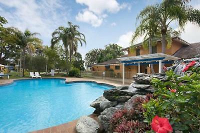 Timeshare Vacation Village Port Macquarie  School Holidays July. Sleeps 6