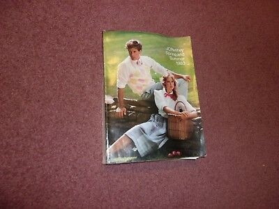 JcPenney Spring and Summer 1983 Catalog