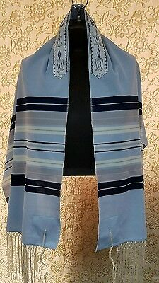 "Talit, Tallit, Prayer Shawl 22""x72"""