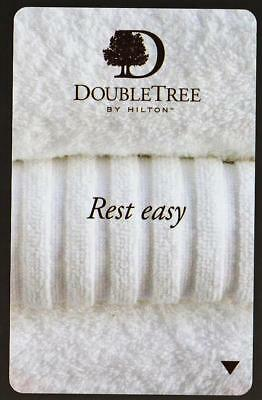 HILTON DOUBLE TREE**REST EASY HH honors*hotel  key card Fast Safe Shipping #96