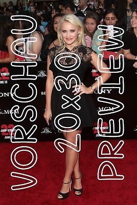 Emily Osment *HOT* sexy Foto 20x30 Photo unsigniert