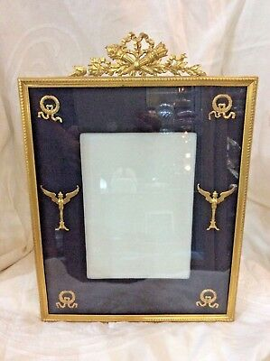 Antique Picture Frame in gilded bronze French