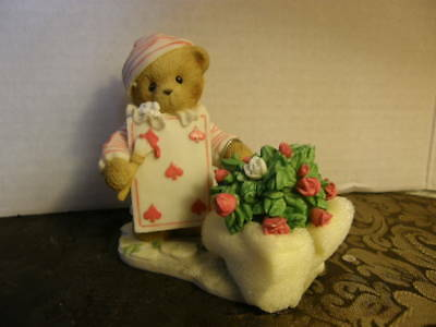 Cherished Teddies BRADY 4008991 ALL DECKED OUT LIMITED EDITION OF 5,000  NEW