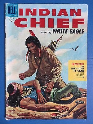 Indian Chief - Lot of 2 - 20 & 22 - Dell Comics