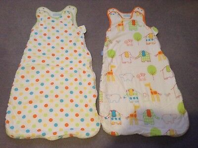 2 x grobag 2.5 tog sleepsacks 6-18 months. used but in very good condition