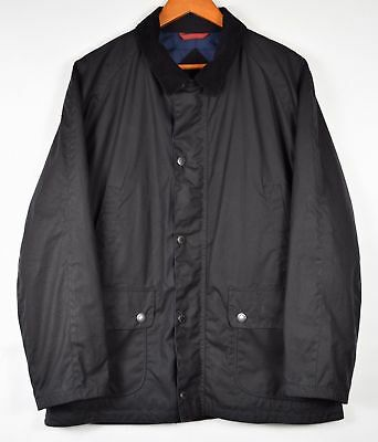 Barbour MWX0974NY92 Banavie TR Wax Mens Jacket Navy XL L Bedale