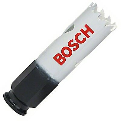 "Bosch 20mm 25/32"" Quick Release Power Change Holesaw Hole Saw Drill Bit Cutter"