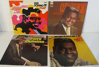 12 LP 6x Fats Domino Rock N Roll Million Sellers Vol.1 Trouble In Mind  Stompin
