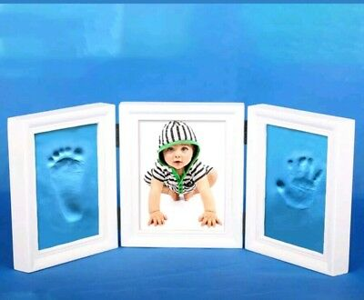 Special Memories Baby Clay Hand And Foot Print Kit With Photo Frame