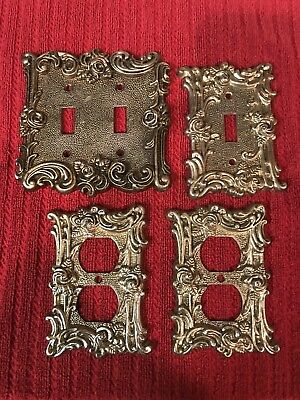 1967 American Tack Hardware Light switch Receptacle Cover