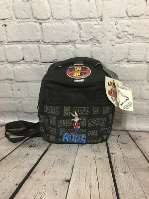 1996 Bugs Bunny Looney Tunes NOS New Handbag Converts Into Backpack