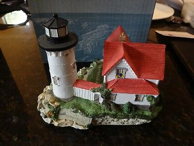 Harbour Lights Lighthouse - Cape Neddick (Nubble) Maine  No. 141