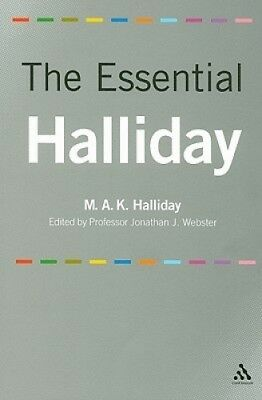 The Essential Halliday by M.A.K. Halliday.