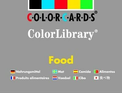 Food ColorLibrary: Colorcards (Colorcards) by Speechmark.