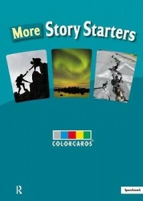More Story Starters: Colorcards (Colorcards) by Speechmark.
