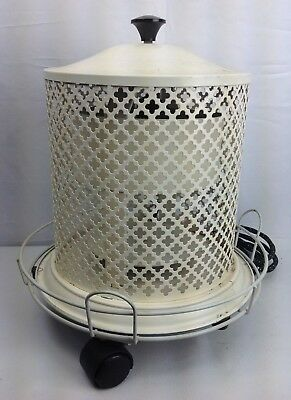 Vintage Space Room Circo Heater Portable Electric by Murlin Mfg Co