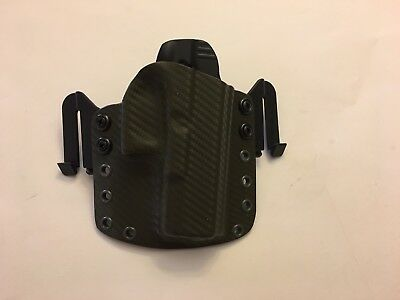 Custom Made OWB Kydex Holster   – Glock 30 SF