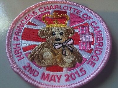 Girl Guides / Scouts Princess Charlotte
