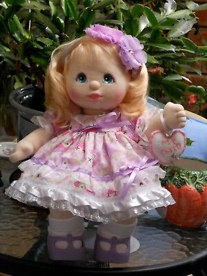 My Child Doll.  Baby Girl, She Is Adorable Very Good Condition