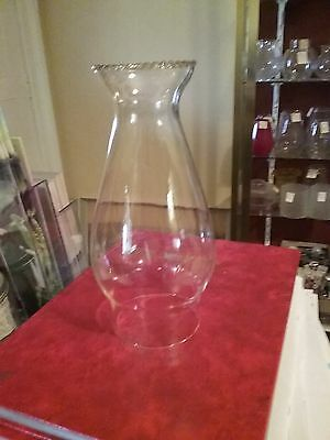 New Glass Chimneys (for oil lamps)  50mm