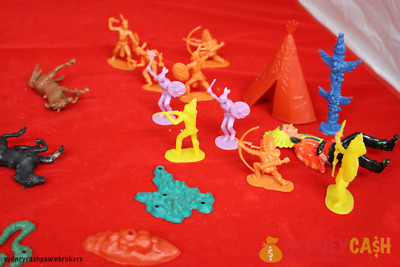 Cowboys and Indians Play Set