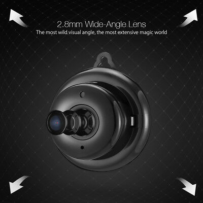 Digoo DG-M1Q 960P 2.8mm Wireless Mini WIFI Night Vision