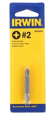 5 x Phillips Head ® # PH2 - Double Ended 50mm Insert Bits