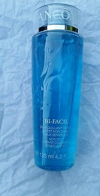 Lancome Bi Facil Make Up Remover 125ml NEW