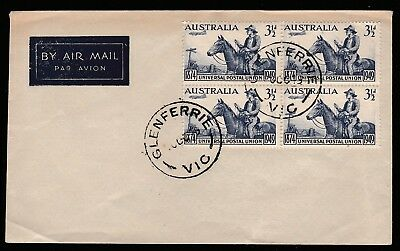 1949 Universal Postal Union Pre-Decimal Stamp Unofficial First Day Cover #49.2