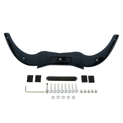 Windshield Windscreen Trim Kit For Harley Touring Road Glide 04-13 EFI 2004-2006