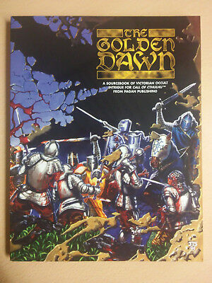 The Golden Dawn – Call of Cthulhu Sourcebook; 1996, Chaosium/Pagan Publishing