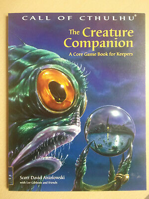 The Creature Companion – Call of Cthulhu; 1998, Chaosium