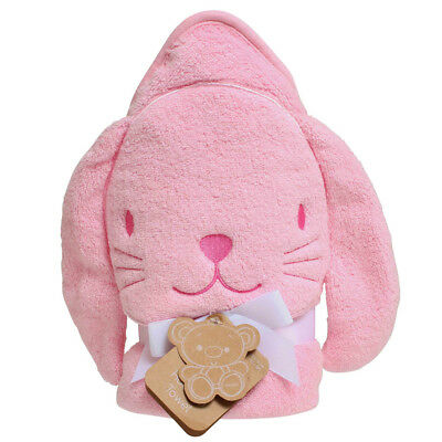 Home Bunny Hooded Towel