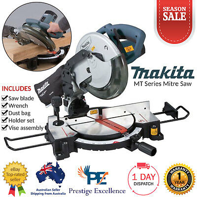 """Makita M2300G 1500W 255mm (10"""") MT Series Compound Mitre Saw Electric Power Tool"""