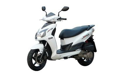 Sym Jet 4 125cc scooter moped learner legal commuter
