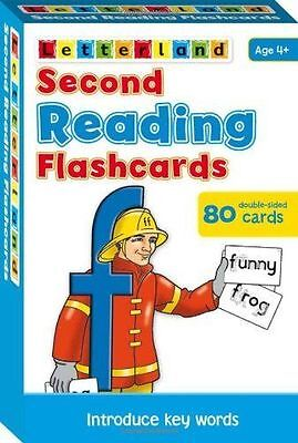 Second Reading Flashcards (Letterland),Wendon, Lyn,New Book mon0000107438