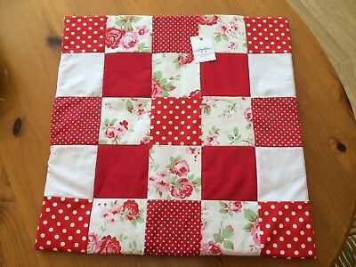 Small Patchwork Quilt/Pet Blanket - Cath Kidston Fabric