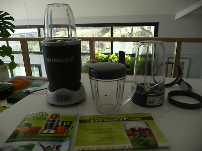 NutriBullet  Blender Extracteur de nutriments Smoothi