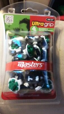 Masters Ultra Grip Tour Lock/Fast Twist Soft Spikes