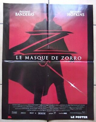 POSTER FILMS X FILES et LE MASQUE DE ZORRO