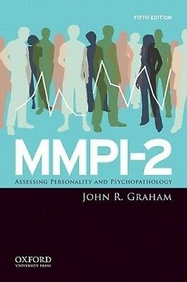 MMPI-2: Assessing Personality and Psychopathology by John R. Graham.