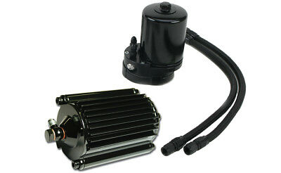 Feuling - 2005 - Oil Filter Cooler, Black