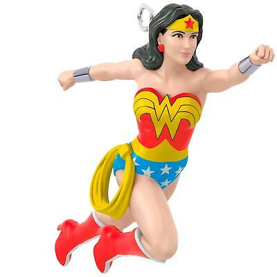 Hallmark 2017 Wonder Woman Justice League Ornament Brand New Unopened