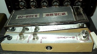 Vintage Silversound SE120 Super Phasing phaser from the seventies...