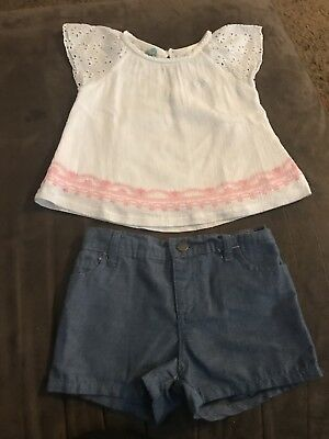 Roxy Toddler Girl Clothing - 6 Pieces