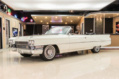 1963 Cadillac DeVille Convertible AACA National 1st Prize Winner! Cadillac 390ci V8, Automatic, Disc, PB, PS, A/C