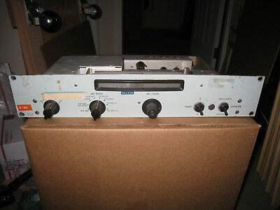 RACAL RA-137B SN 138 Untested Unknown Working Condition (From A Collection)