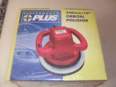 Performance Plus 240mm Orbital Polisher Brand New (Postage Can Be Arranged)