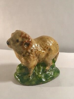 Mary Spellmire Shooner ~ Greg Shooner Redware American Pottery Woolly RAM