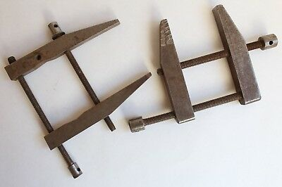 Machinist Parallel Clamps